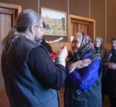 Духовенство Большеигнатовского благочиния посещают отдаленные села района для духовного окормления
