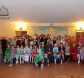 Рождественский утренник в Воскресной школе храма Благовещения Пресвятой Богородицы п.Комсомольский Чамзинского благочиния