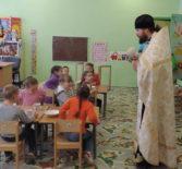 Крещение Господне в Ильинском приходе с.Тарасово 1-го церковного округа Атяшевского благочиния
