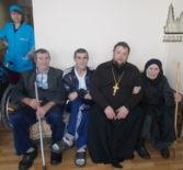 Рождество Христово в Поводимовском Доме-интернате для престарелых Дубенского района