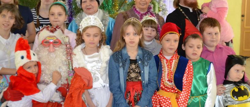 Рождественский утренник для детей с ограниченными возможностями Ардатовского муниципального района