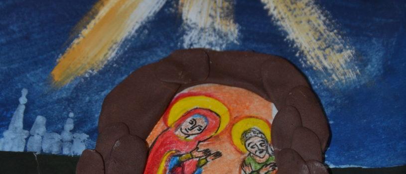 Подведение итогов епархиального конкурса детских творческих работ «Рождественская открытка»