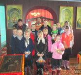 Крещение Господне в Покровском приходе с.Шугурово Большеберезниковского благочиния