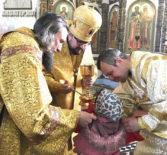 Архиерейское богослужение на Казанском архиерейском подворье с.Маколово Чамзинского района