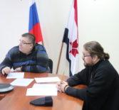 Архипастырь провел рабочее совещание с попечительским советом по возрождению Шейн-Майданской женской обители