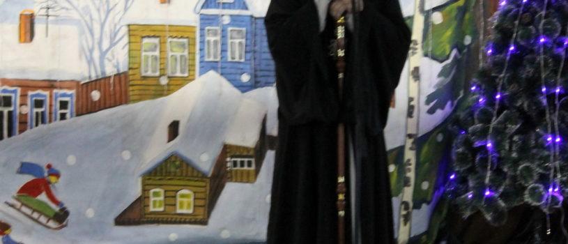 Рождественская епархиальная ёлка для воспитанников воскресных школ Ардатовской епархии