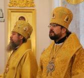 Архипастырский визит в Свято-Успенскую Вышенскую женскую обитель Скопинской епархии Рязанской митрополии