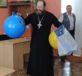 Сретенские подарки воспитанникам Атяшевского детского сада №3