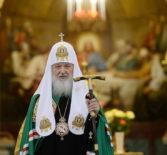 В Храме Христа Спасителя в Москве была совершена Божественная литургия, посвященная восьмой годовщине интронизации Святейшего Патриарха Московского и всея Руси Кирилла