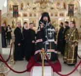 Начало Великого поста — уставное богослужение в Никольском кафедральном соборе г.Ардатова