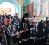 По сложившейся великопостной традиции Архипастырь совершил чтение канона Андрея Критского в двух храмах Ардатовской епархии