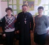 Председатель ОРОиК Ардатовской епархии с рабочим визитом посетил Большеберезниковское благочиние