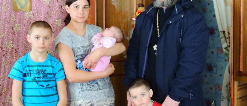 Социальная работа в Атяшевском благочинии