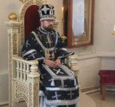 Суббота 1-й седмицы Великого поста в Никольском кафедральном соборе г.Ардатова