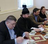 В Ардатове прошло расширенное заседание епархиального совета Ардатовской епархии