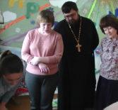 В Комсомольской ДШИ завершилась  работа жюри XII Открытого районного конкурса детского художественного творчества «Благовест»