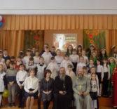 Пасхальный концерт в Воскресной школе Храма Благовещения Пресвятой Богородицы п.Комсомольский Чамзинского благочиния