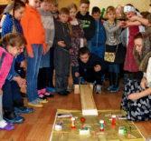 В воскресной школе при Никольском кафедральном соборе прошли праздничные игры и познавательные беседы на тему: «Антипасха. Фомина неделя»