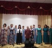 Пасхальный концерт в с.Баево  Ардатовского района