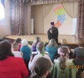 Благочинный Чамзинского района принял участие в традиционном конкурсе-фестивале сказок «Лики добра»