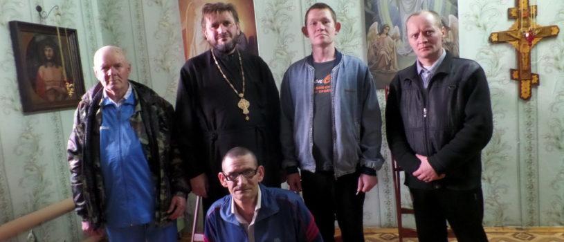 В Ардатовском психоневрологическом доме — интернате обустраивается домашний храм в честь святого Луки (Войно-Ясенецкого),  архиепископа Симферопольского и Крымского