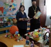 Пасхальный конкурс детского творчества в Большеберезниковском благочинии