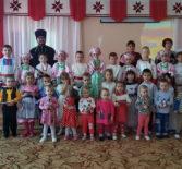 Пасхальный утренник в детском саду  Чипайне (Солнышко) с.Баево Ардатовского района