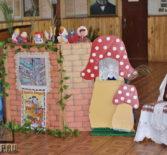 В Сабанчеевской СОШ Атяшевского района прошло кукольное представление — «Пасхальный колобок»