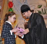 В ДК «Цементник» п.Комсомольский Чамзинского района прошел итоговый концерт ежегодного конкурса детского творчества, проходящего в рамках  Республиканского фестиваля «Благовест»