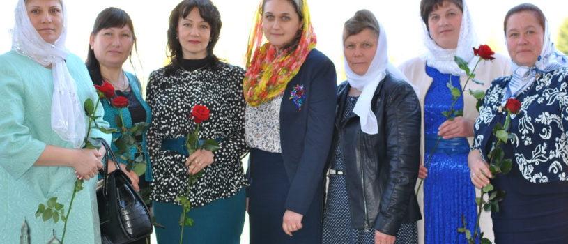 День жен-мироносиц торжественно отметили в Атяшевском районе