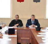 В Ардатове прошло расширенное заседание епархиального Совета Ардатовской епархии при обновленном Общественном Совете по развитию православной культуры в Республике Мордовия