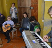 Пасхальные праздничные выступления молодых талантов группы «Мечта» из Чамзинского района