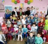 На Светлой седмице Пасхальные утренники прошли в детских садах г. Ардатова «Улыбка» и «Колосок»