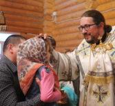 Архипастырь совершил Всенощное бдение на Лукинском архиерейском подворье г.Саранска