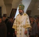 Вход Господень в Иерусалим в Никольском кафедральном соборе г.Ардатова