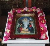 Пасха Христова в Троицком приходе с.Сабанчеево 2-го церковного округа Атяшевского благочиния