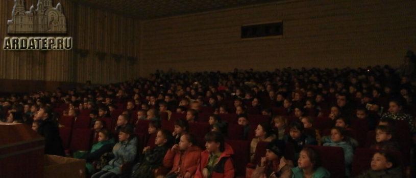 В Чамзинском районе прошло два экологических спектакля в постановке Драматического театра художественной публицистики г.Москвы