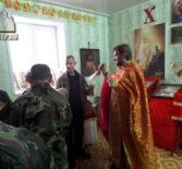 Пасхальное богослужение в Ардатовском психоневрологическом доме-интернате