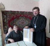 Социальное служение в Космодамиановском приходе с.Кечушево Ардатовского района