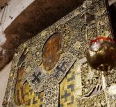 В канун дня празднования перенесения мощей святителя Николая Чудотворца из Мир Ликийских в Бар (1087), на Патриаршем подворье в честь Святителя Николая Чудотворца г.Бари (Италия) прошло торжественное Всенощное бдение