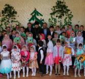 Пасхальное представление в Воскресной школе при Никольском кафедральном соборе г.Ардатова