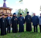 В рамках новообразованного Общественного Совета Ардатовской епархии была совершена рабочая поездка по Чамзинскому благочинию