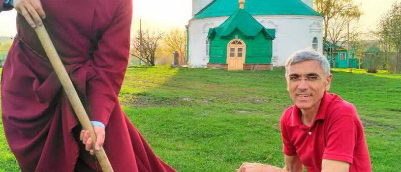 Экологическую акцию провели в Троицком приходе с.Андреевка Ардатовского района