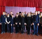 В Чамзинском райне в школах  с.Маресево, с.Отрадное, с.Ремезенки прошли Пасхальные встречи со священнослужителем