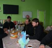 Рабочее совещание духовенства второго церковного округа Атяшевского благочиния