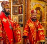 Архипастырский визит в Альметьевскую епархию Татарстанской митрополии