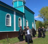 В рамках новообразованного Общественного Совета Ардатовской епархии была совершена рабочая поездка по Ардатовскому благочинию