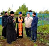 В рамках новообразованного Общественного Совета Ардатовской епархии была совершена рабочая поездка по Атяшевскому благочинию