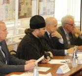 Архипастырь принял участие в заседании общественного совета при Республиканской архивной службе