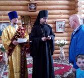 Престольное торжество на архиерейском подворье Ардатовской епархии в г.Саранске